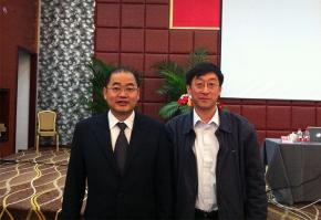 与住商肥料中国企业集团副总裁李晖