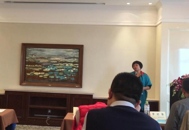 课程反馈:沙巴哇食品总经理吕鸿分享