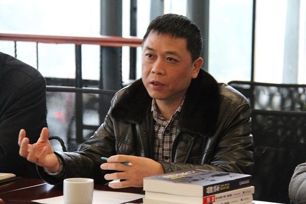 红豆集团远东公司总经理孙国祥